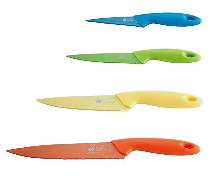 Compra Renberg Set 4 Cuchillos en Amazon.es