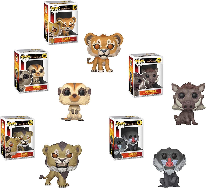 Funko Pop Disney Timon Lion King Live Action