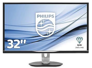 Philips Bdm3270qp00 81 Cm Monitor Schwarz Amazonde Computer