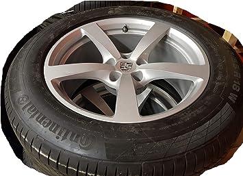 Porsche Orig 4 Macan 95B 18 Llantas con Verano Ruedas/Wheel Juego 95b601025 a