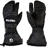 Hestra Czone Mountain Ski and Cold Weather 3-Finger Gloves Unisex
