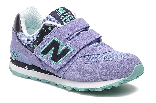 zapatillas niña velcro new balance