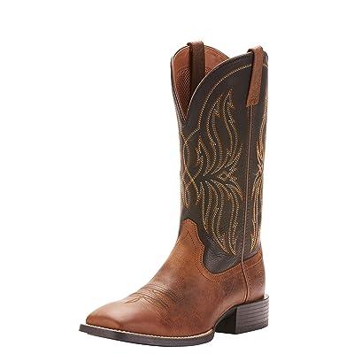 Ariat Men's Sport Rustler Western Boot | Shoes