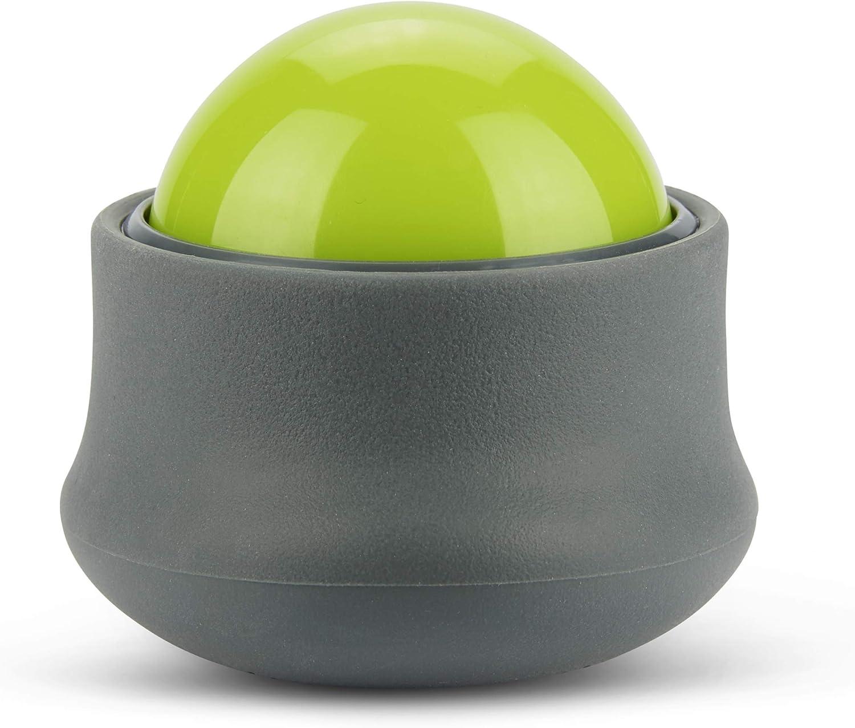 /équilibre Raideurs Relief Soulage de Douleurs Musculaires GOAMZ Rouleau Massage,3-en-1 Fitness Foam Roller Massage Trigger Point Pilates de 2 triggerpoint Ball pour Yoga Fitness Musculation Gym