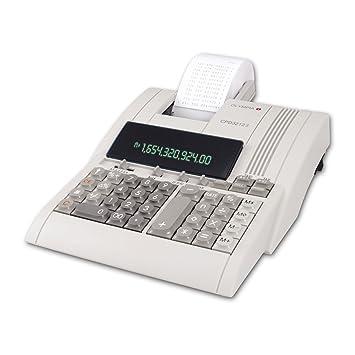 Olympia 946776005 CPD 3212T Calculadora de mesa: Amazon.es: Oficina y papelería