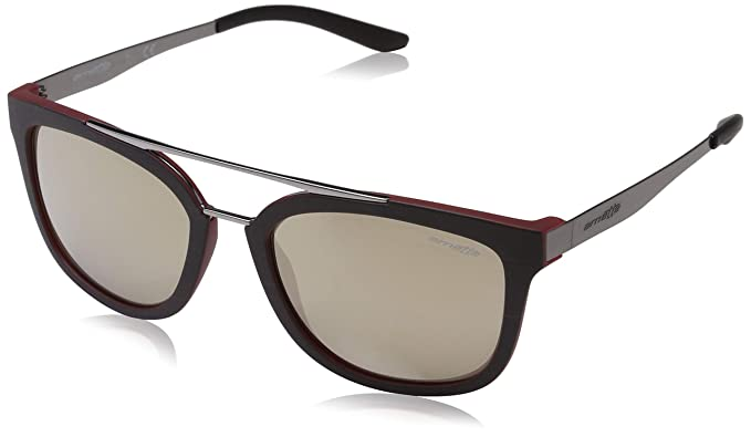 Arnette Juncture, Gafas de sol para Hombre, Brush MT ...