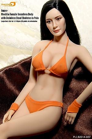 Pale skin bikini — 1