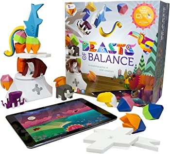 Beasts of Balance: A Digital Tabletop Hybrid Game