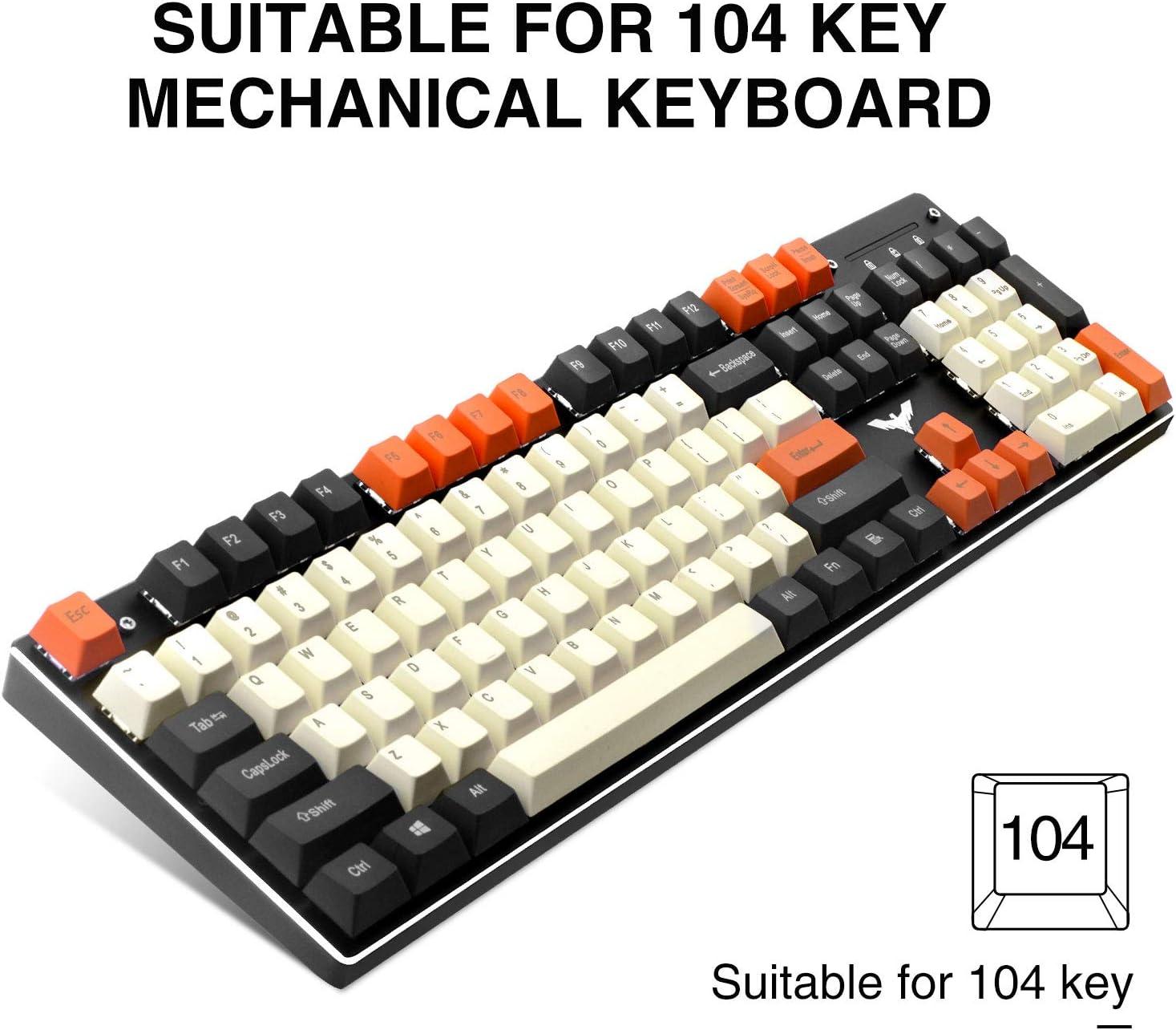Gr/ün Razer PBT Keycap Upgrade Set