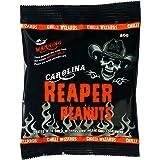 Insane Reaper Peanuts - Hot as Hell Seasoned Peanuts 80g