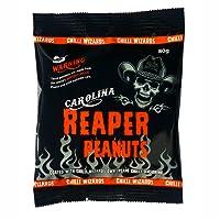 Carolina Reaper Peanuts - Hot as Hell Seasoned Peanuts 80g