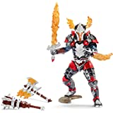 Schleich Dragon Knight Hero Toy Figure with Weapons