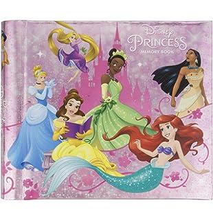 Amazon.com: Walt Disney World Disney Princess Autograph Book ...