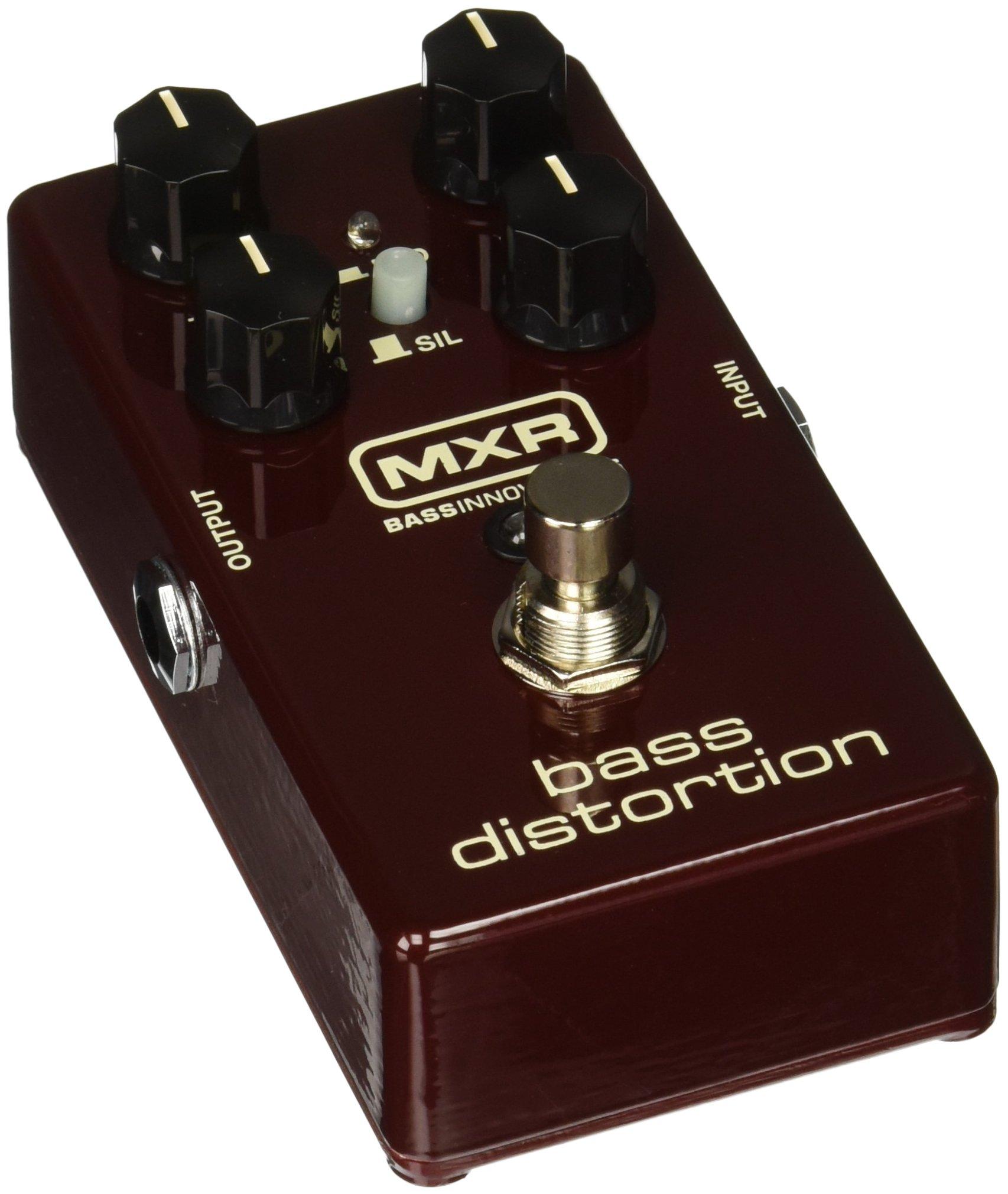 MXR M85 Bass Distortion by MXR
