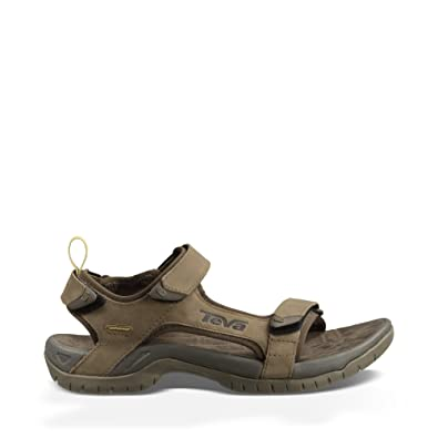 18ab92b12df4ff Teva Men s Tanza Leather Sandal