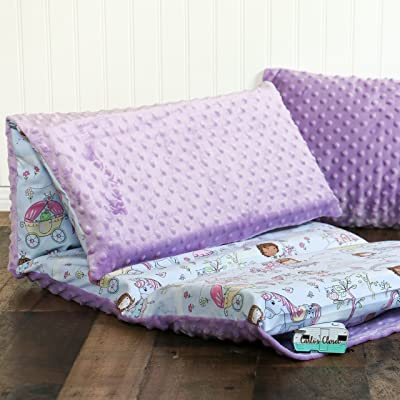 Unicorn Kindermat Nap Mat Cover for Toddler Girl