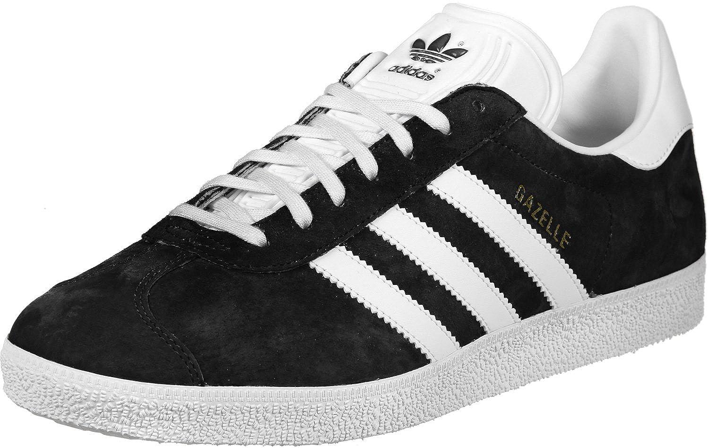 Adidas Core Gazelle 36 23 Blackwhite Scarpa Eur wBvwf