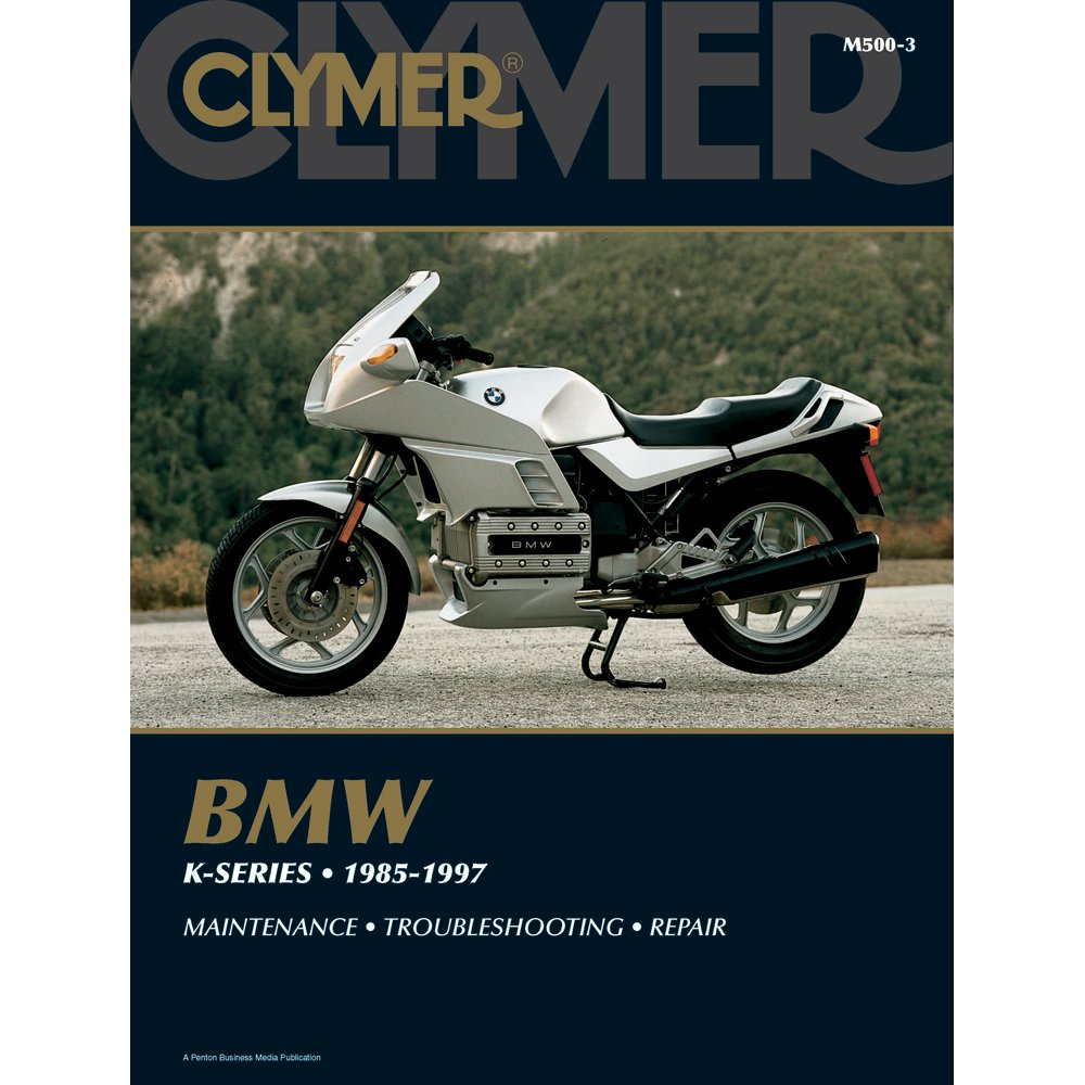 Amazon.com: Clymer Repair Manual for BMW K-Series 85-97: Manufacturer:  Automotive