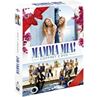 Coffret Mamma Mia 1 Et 2 : Mamma mia! ; Here we go again [DVD]