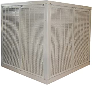 product image for 3000 cfm Ducted Evaporative Cooler, 1/3 hp, 6.5 gal.