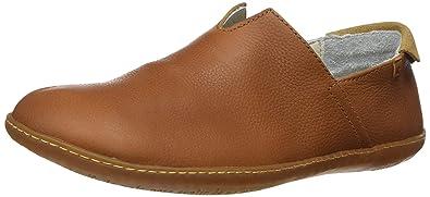Sneakers Marroni Larghezza E Per Uomo El Naturalista scarpe