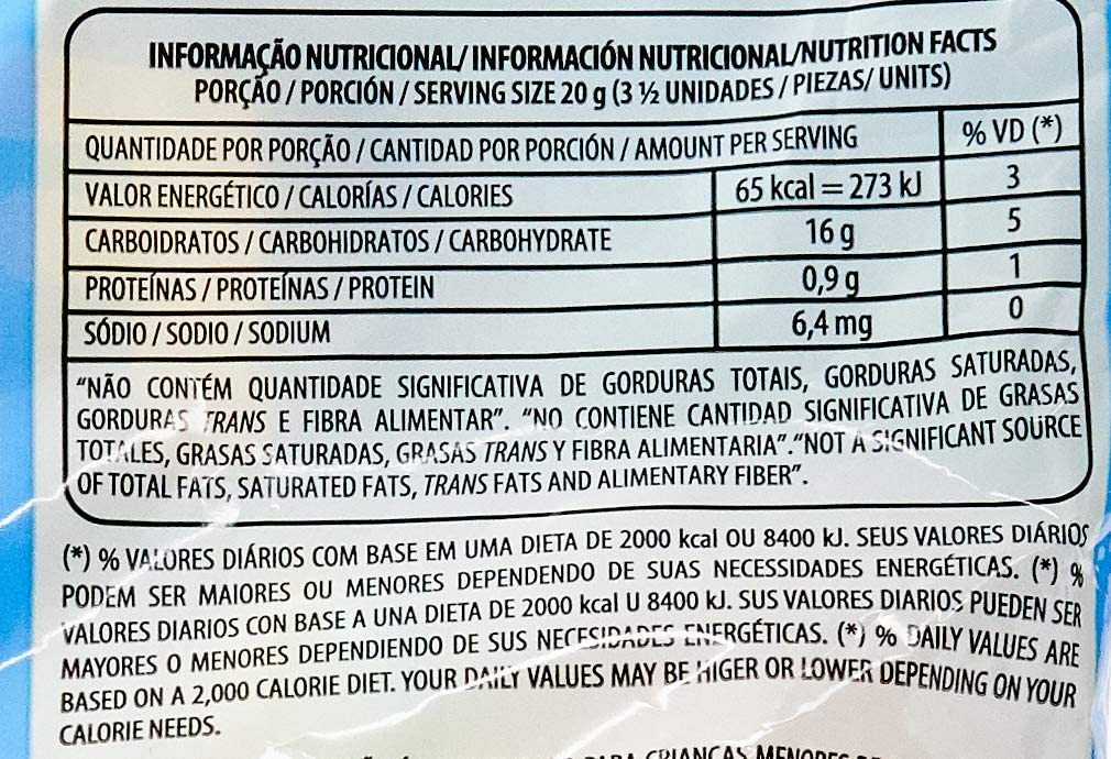 una dieta da 2000 kcal