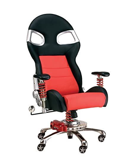 amazon com pitstop furniture lxe office chair automotive