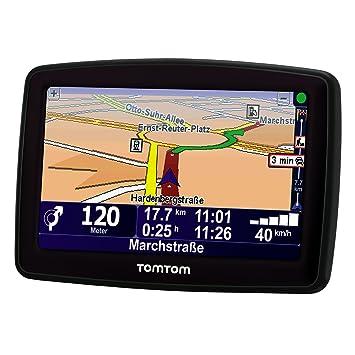 "TomTom XL Classic Black Edition Fijo 4.3"" Pantalla táctil 186g Negro navegador - Navegador GPS"