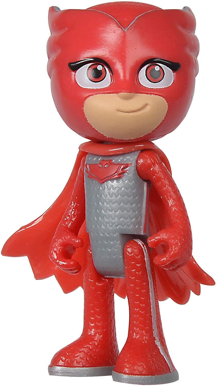 Simba 109402147 – PJ Máscaras minimuñeca eulette en especial Outfit , color/modelo surtido