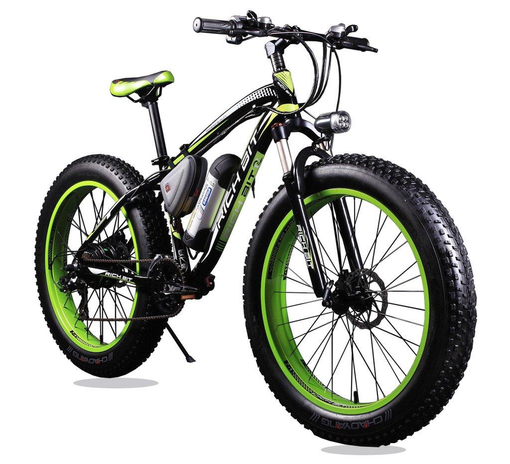 Richbit Eletric Bike Mountain Bike Cruiser