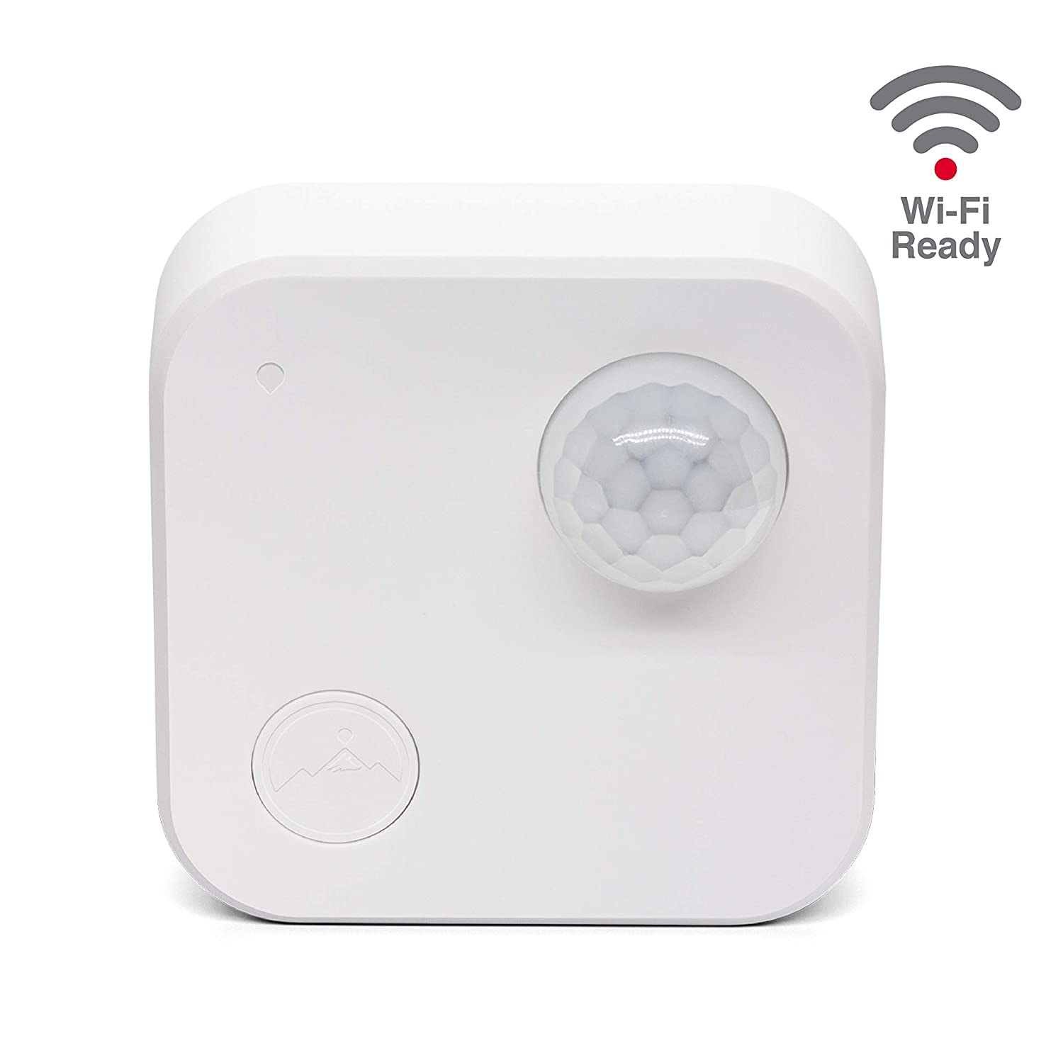 Fox Summit WiFi Indoor Motion Sensor, WiFi Enabled Battery Operated Smart Sensor, Home Security Motion Detector, No Hub Required