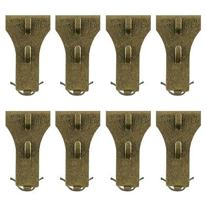 Amazon com: Brick Clip Hooks, Fits Brick 2-1/8