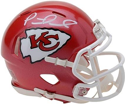 09a79e6d6ce0d Amazon.com: Patrick Mahomes Kansas City Chiefs Autographed Riddell ...