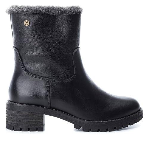 bd5309329bc Carmela 065884 Botín DE Mujer Carmela 065884 Piel Mujer: Amazon.es: Zapatos  y complementos