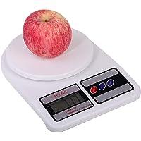 ZOSOE Electronic Digital Kitchen Weighing Scale, Kitchen Scale Digital Multipurpose, Weight Machines for Kitchen, Weighing Machine, Weight Scale Kitchen, Kitchen Weighing Machine Digital(10 Kg)