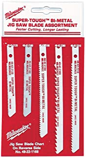Milwaukee 49 22 1178 t shank metalwood cutting jig saw blade milwaukee 49 22 1168 universal shank metalwood cutting jig saw blade assortment keyboard keysfo Gallery