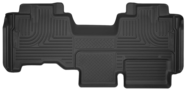 Husky Liners Center Hump Floor Liner Fits 09-14 F150 SuperCrew//SuperCab//Standard 53351