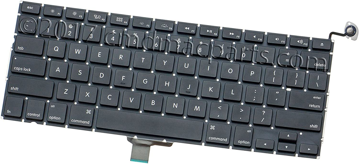 US Version Notebook Laptop Keyboard Replacement for Apple Macbook Pro A1278 Tool