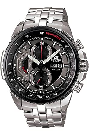 f768ab7fb88 Casio Edifice Men s Watch EF-558D-1AVEF  Amazon.co.uk  Watches