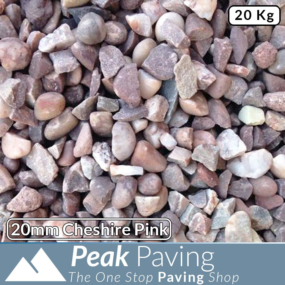 Staffordshire Pink Decorative Aggregates Buy Online In Guernsey At Desertcart