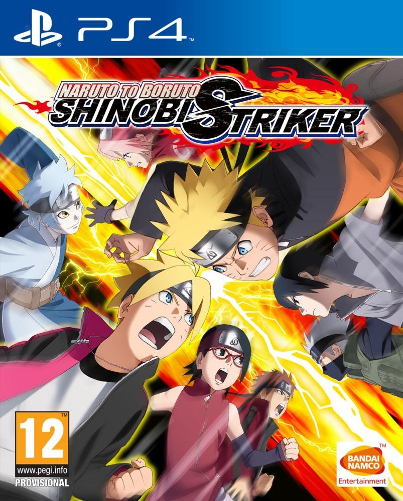 Naruto to Boruto [PS4] : Shinobi striker | Bandai Namco Entertainment