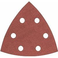 Bosch Professional Schuurbladen Voor Driehoekige Schuurmachine Hout En Kleur Korrelgrootte 240 Geel