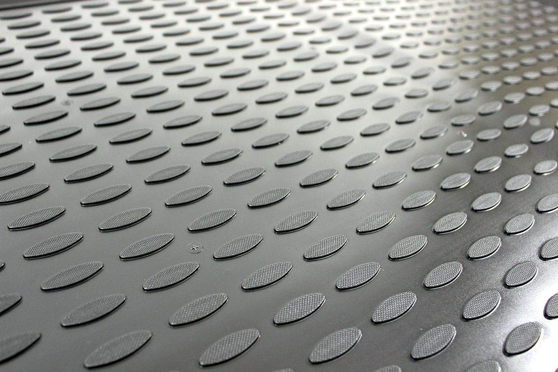 J/&J AUTOMOTIVE Premium Antirutsch Gummi-Kofferraumwanne f/ür CH-R ab 2016 hohes Rand