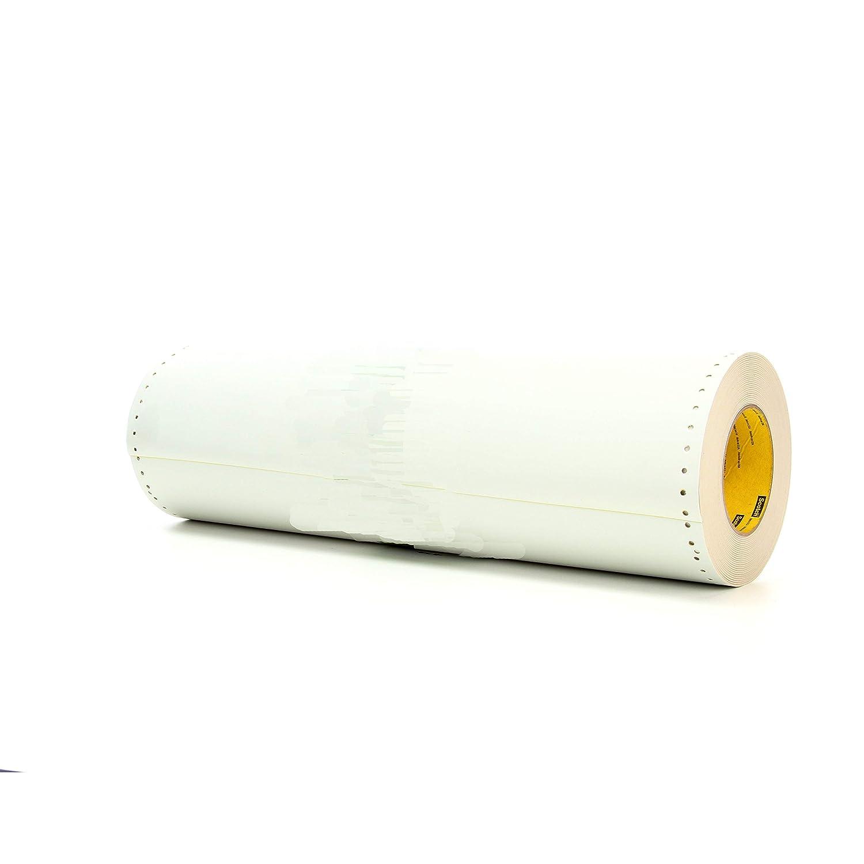 3M Die-Cut Sandblast Stencil 519YT, Tan, 18 3/4 in x 10 yd, 48 mil, 1 roll per case, Tractor Feed