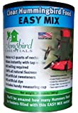Songbird Essentials SE629 Clear Hummingbird Nectar, 24 Ounce