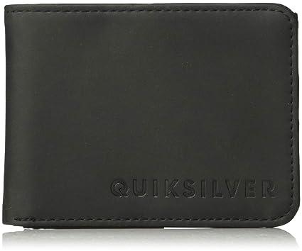 86dc8d357a Amazon.com: Quiksilver Men's Slim Vintage II Wallet, black M: Clothing