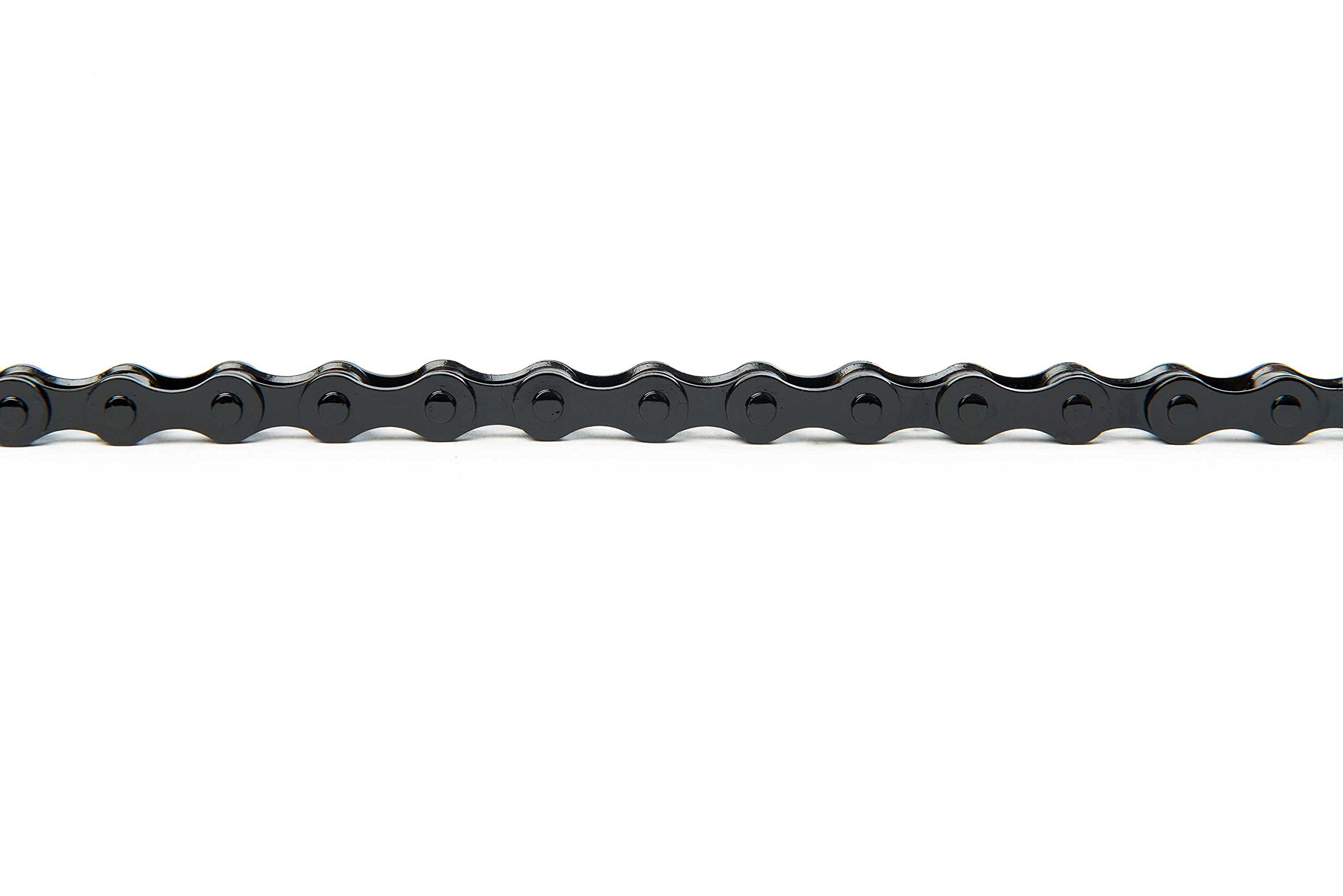 KMC Z410 Bicycle Chain 1-Speed 1//2 x 1//8-Inch 112L