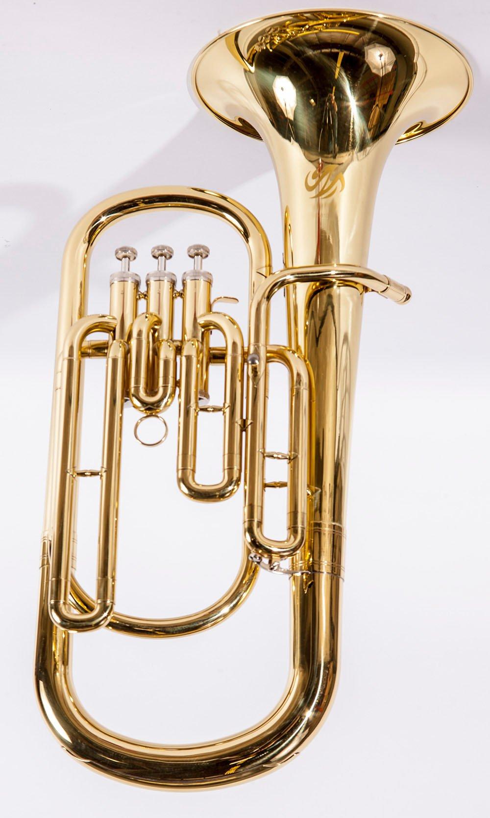 Valkyrie 801L3 Standard Level Baritone Horn, Gold