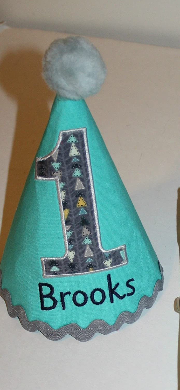 Amazon Cake Smash Tribal Arrows Boho 1st Birthday Personalized Hat Handmade
