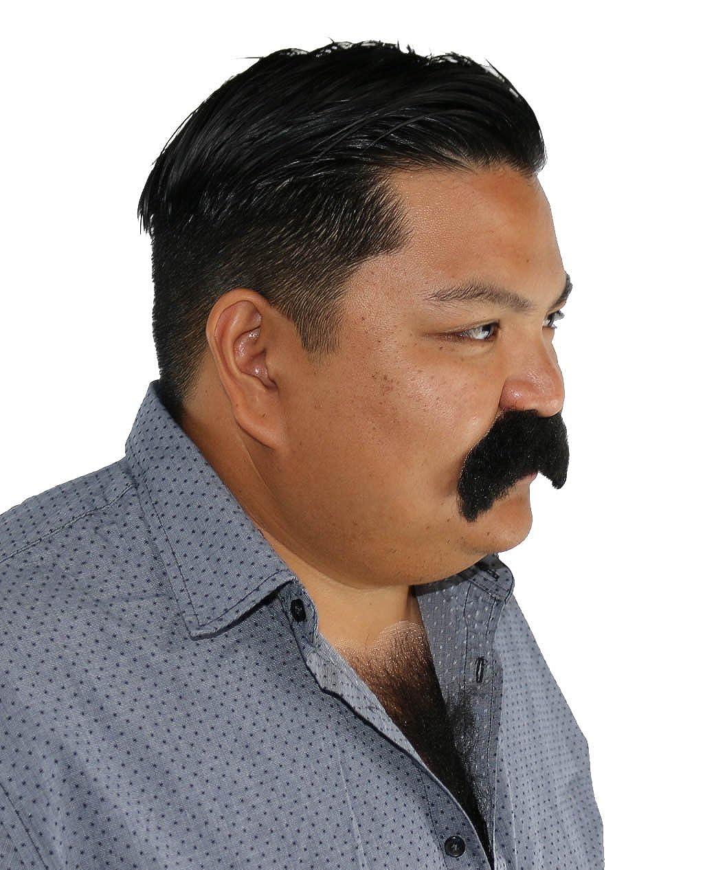 City Costume Wigs Black Walrus Mustache